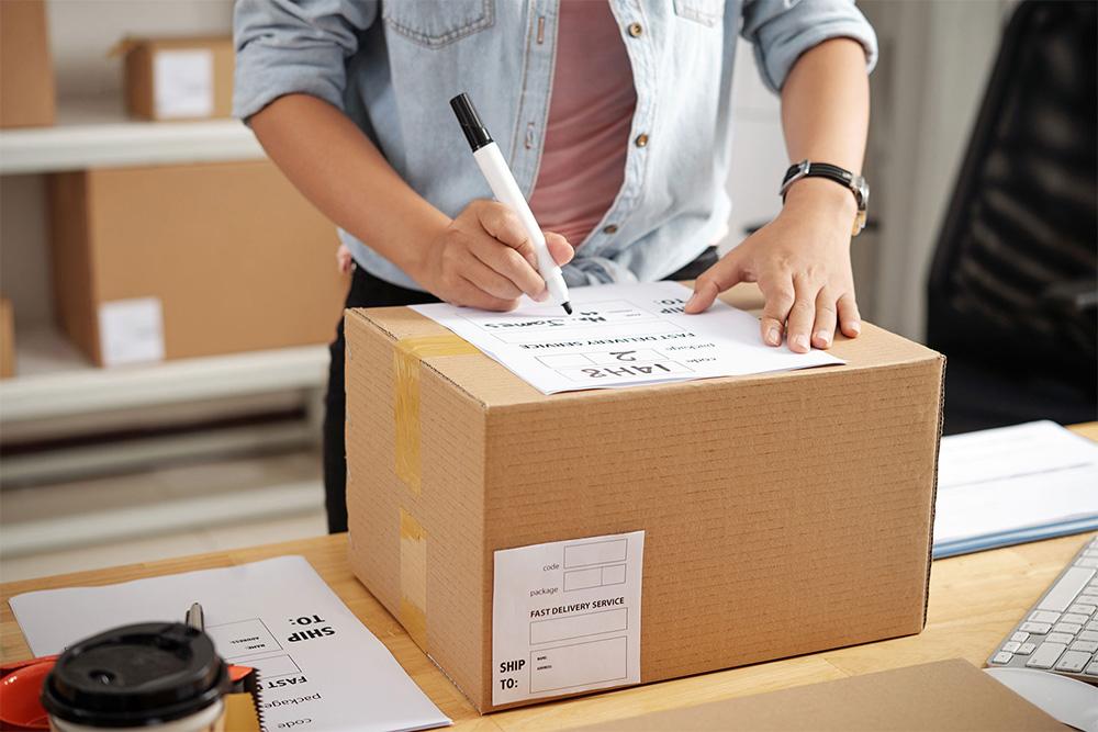 Embalaje para e-commerce