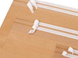 Sobres de papel para ecommerce (ida y vuelta) 400u